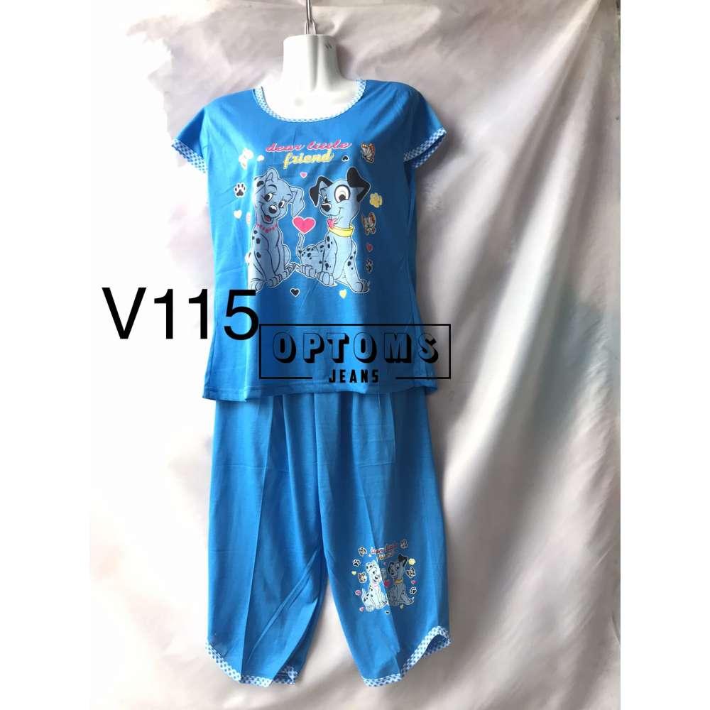 Пижама 40-48 (V115) фото
