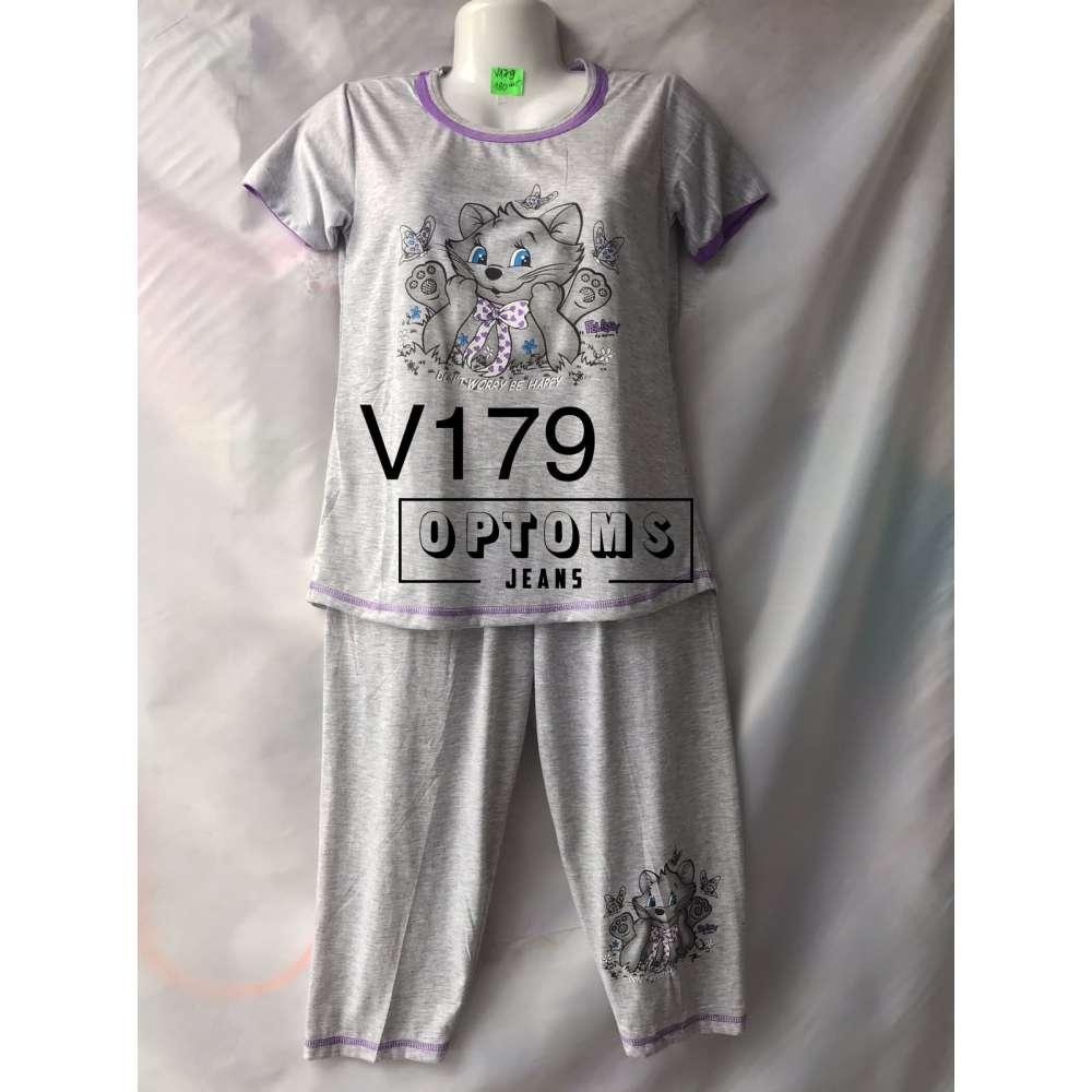 Пижама 42-50 (V179) фото