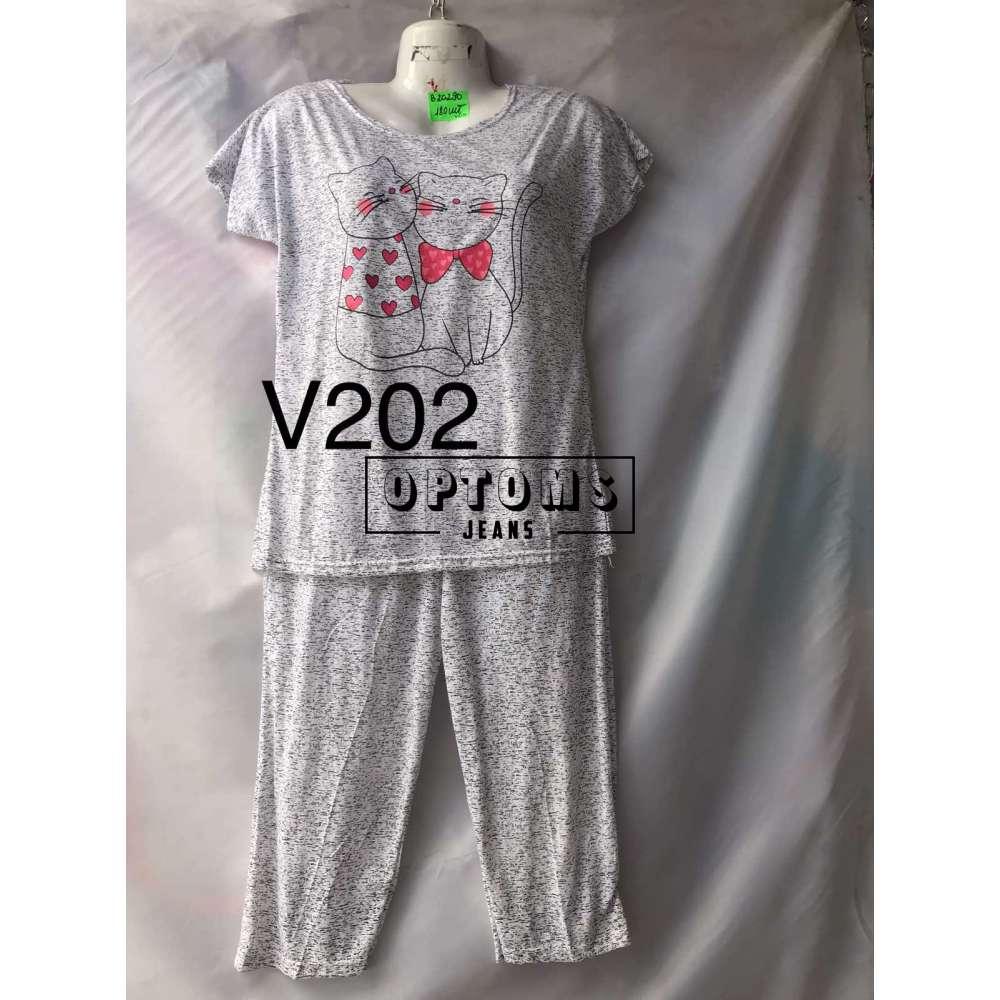 Пижама 42-50 (V202) фото