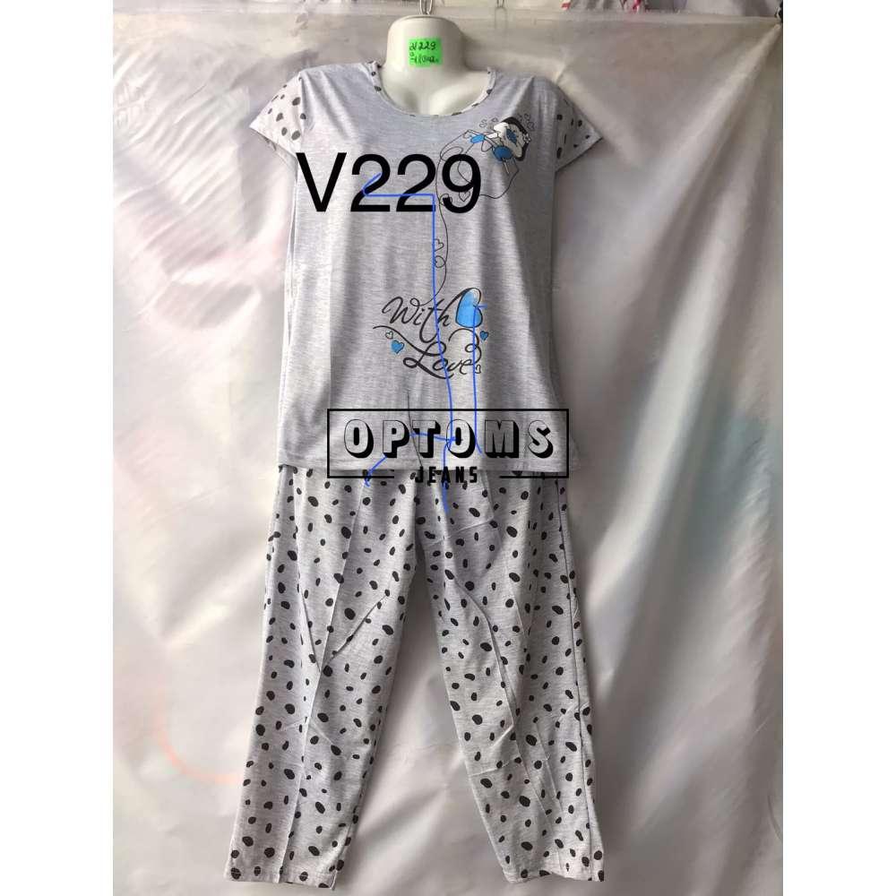 Пижама 42-50 (V229) фото