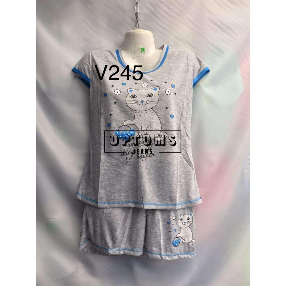 Пижама 42-50 (V245) фото