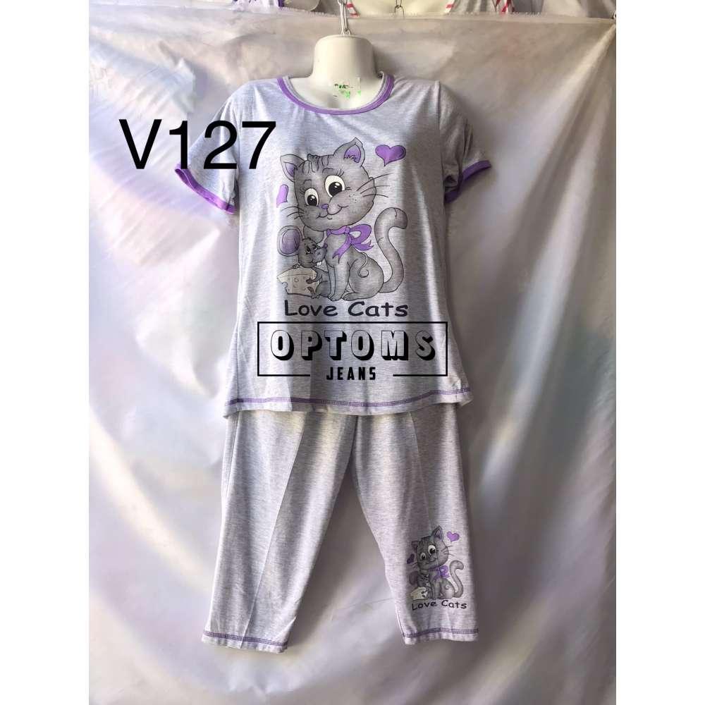 Пижама 44-52 (V127) фото