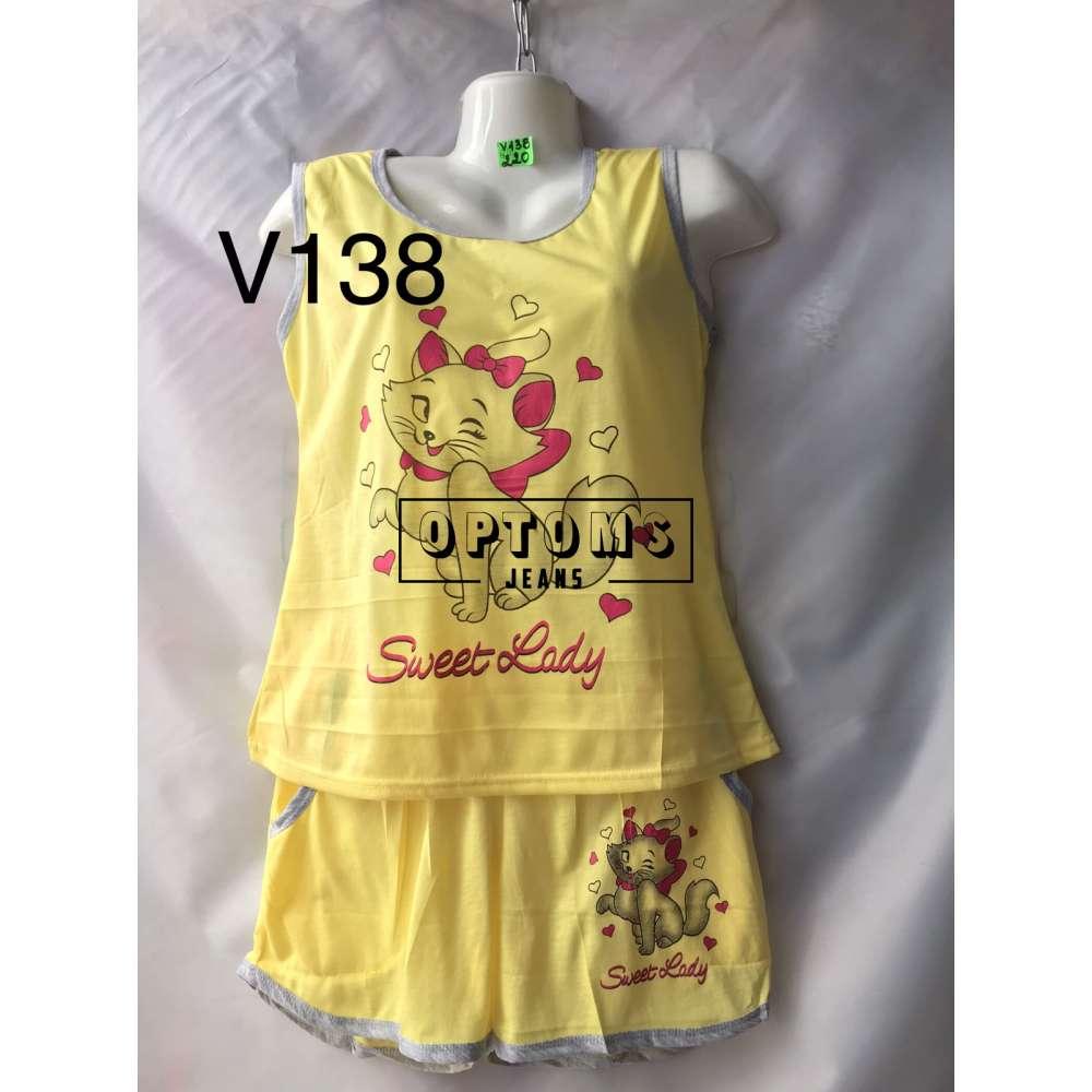 Пижама 44-52 (V138) фото