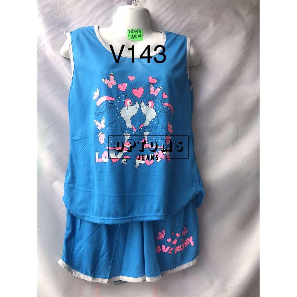 Пижама 44-52 (V143) фото