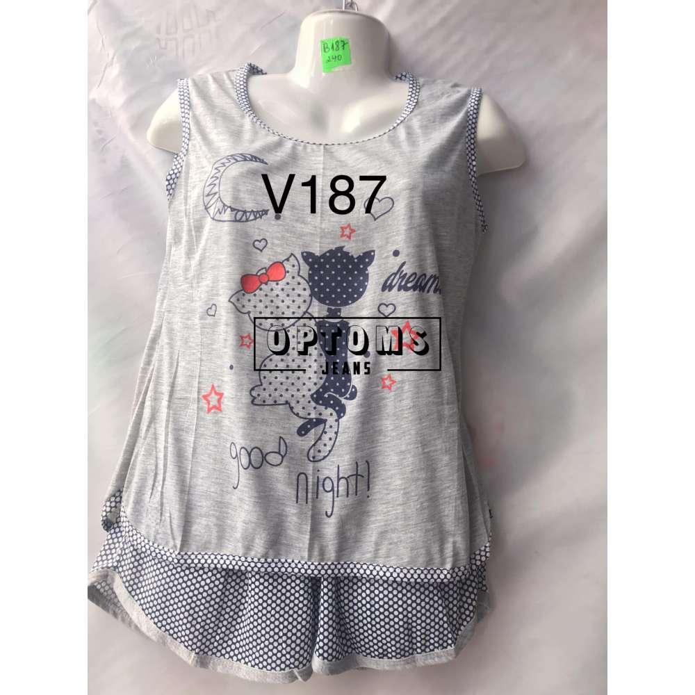 Пижама 44-52 (V187) фото