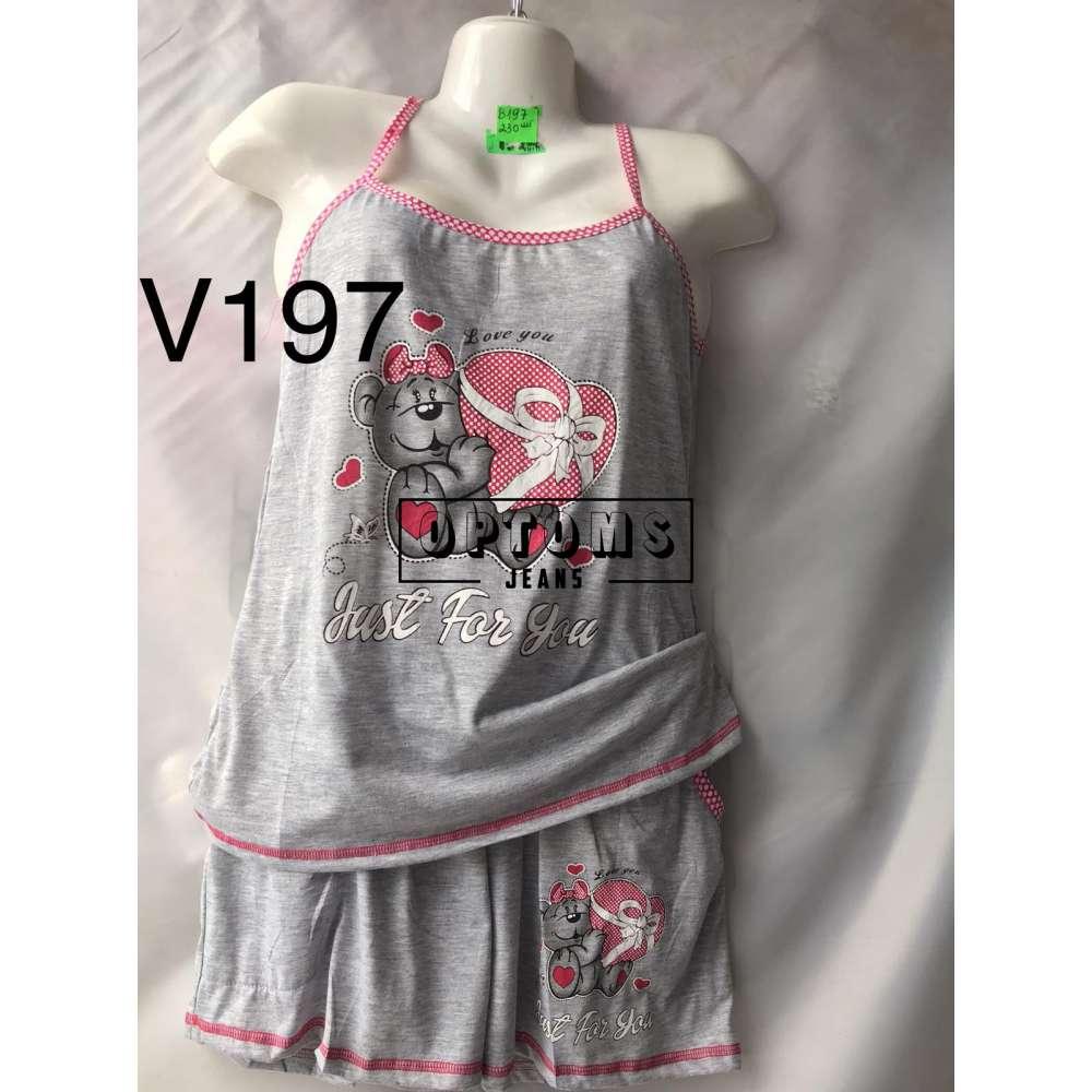 Пижама 44-52 (V197) фото