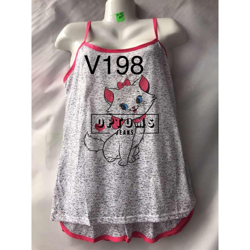 Пижама 44-52 (V198) фото