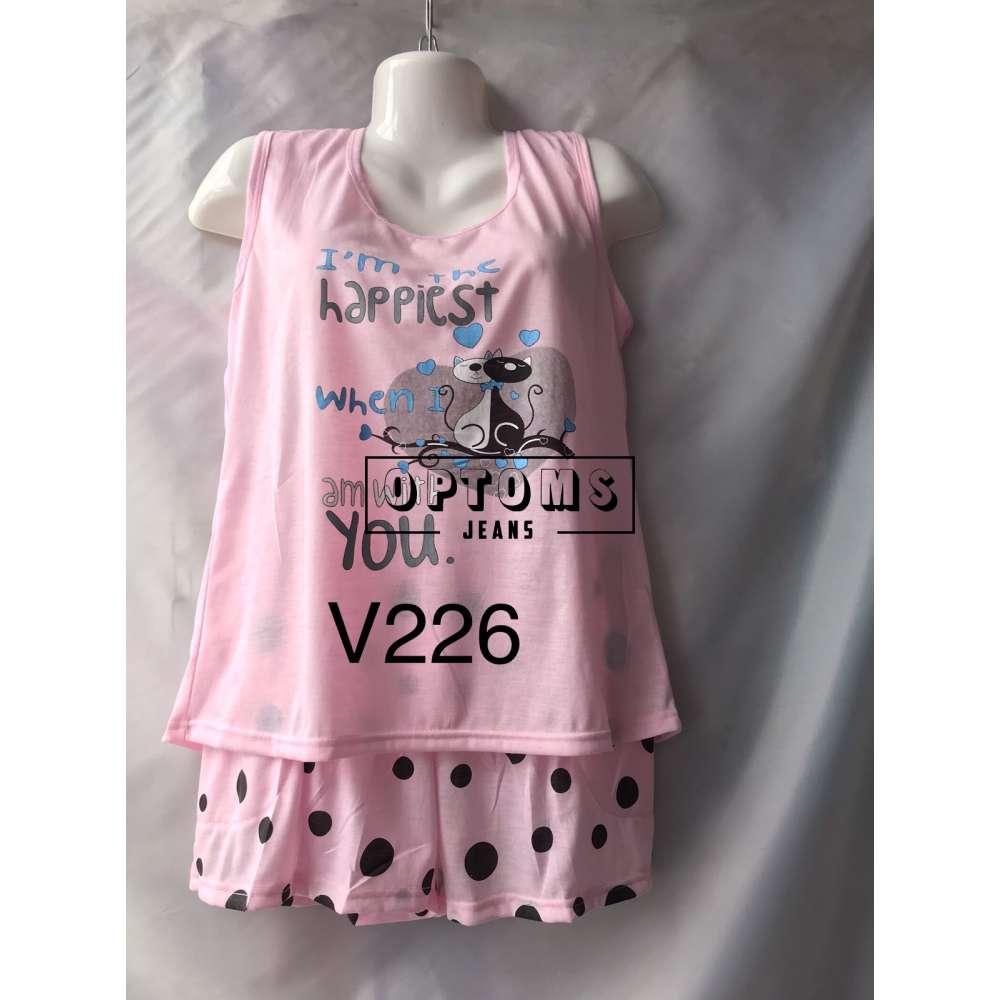 Пижама 44-52 (V226) фото