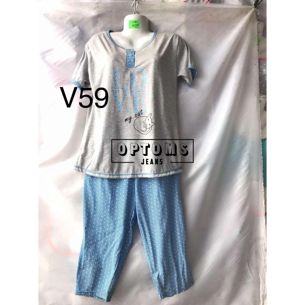 Пижама 44-52 (V59) фото