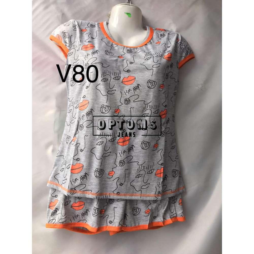 Пижама 44-52 (V80) фото