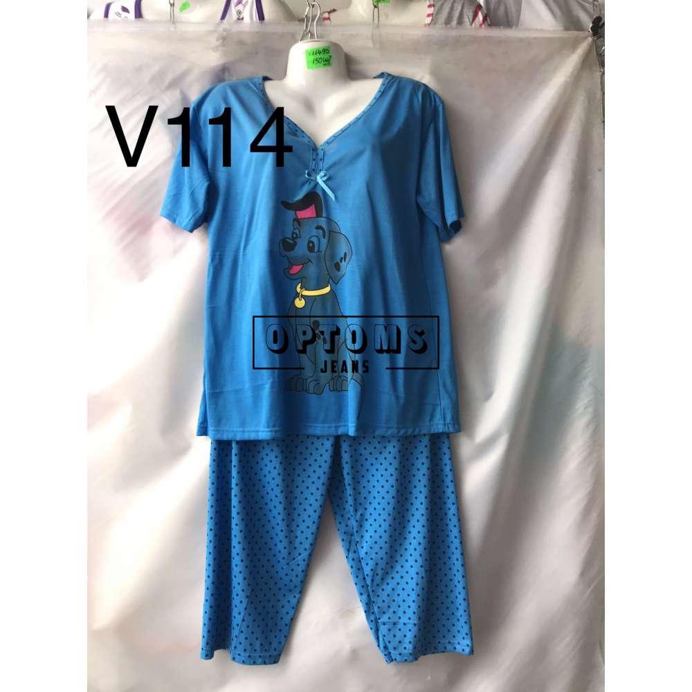 Пижама 46-54 (V114) фото