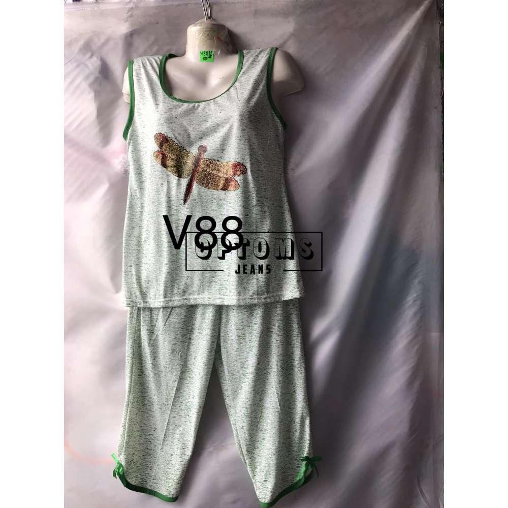 Пижама 46-54 (V88) фото
