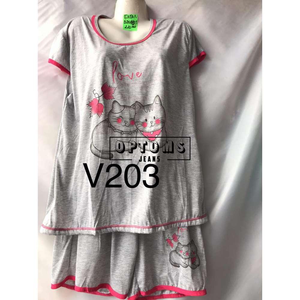 Пижама 50-58 (V203) фото