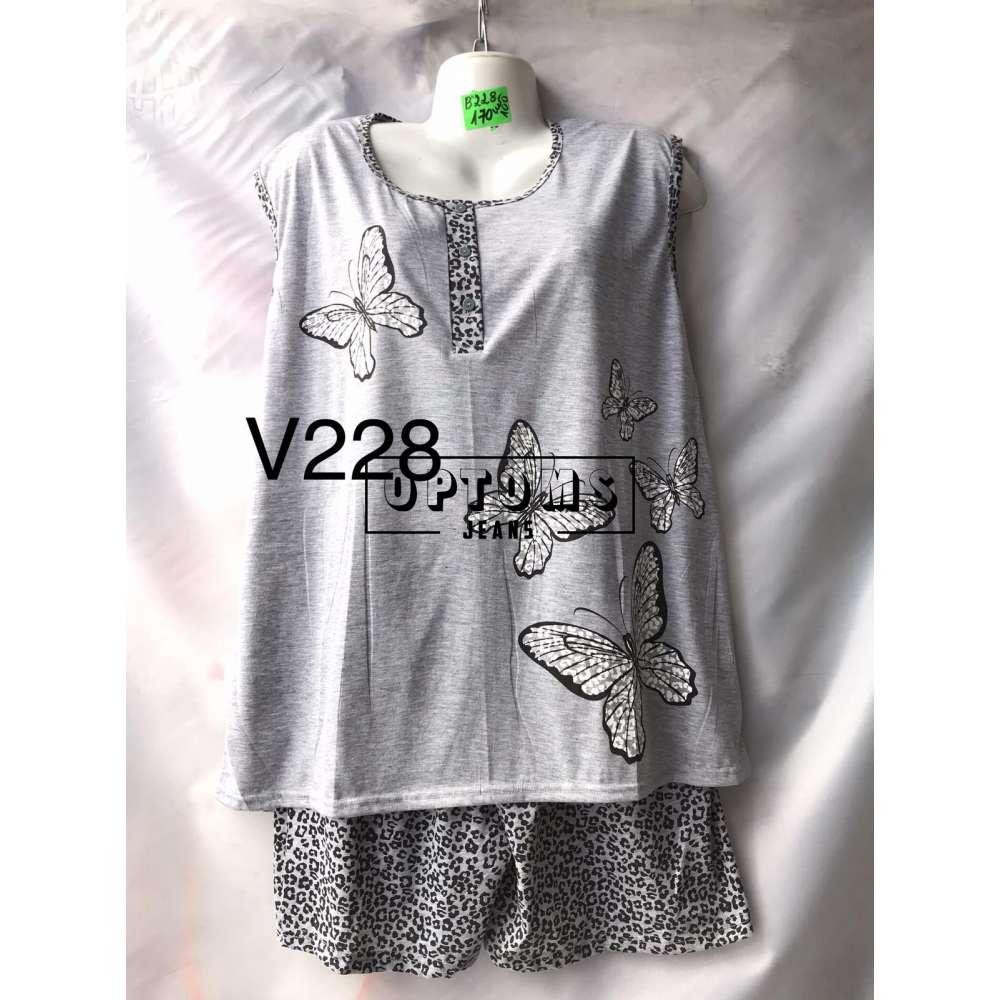 Пижама 54-58 (V228) фото