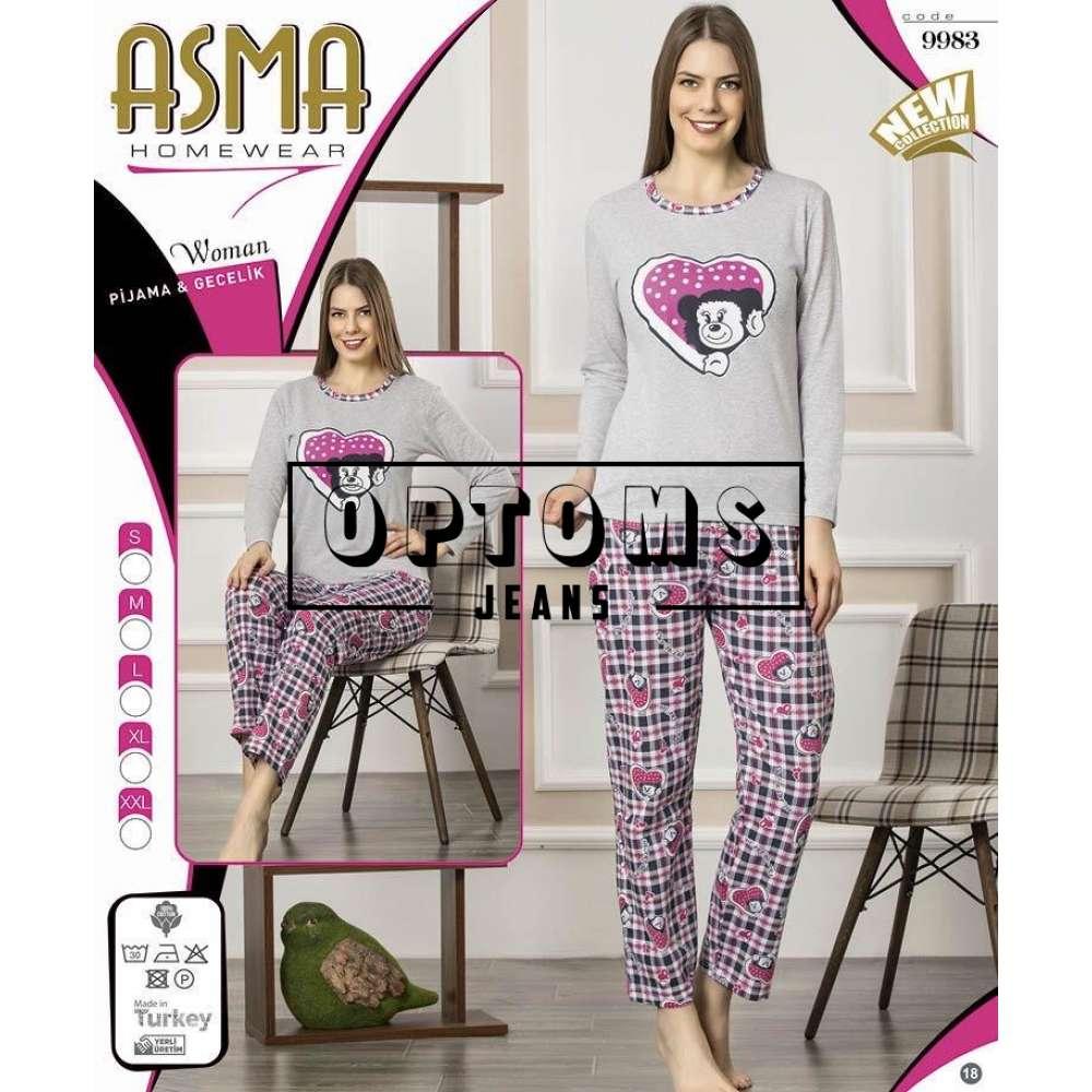 Пижама ASMA S-2XL/5шт (9983) фото