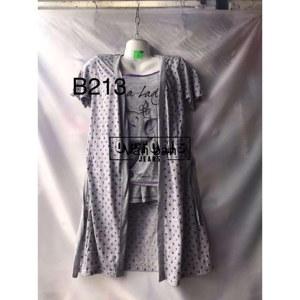 Пижама XL-5XL (b213) фото