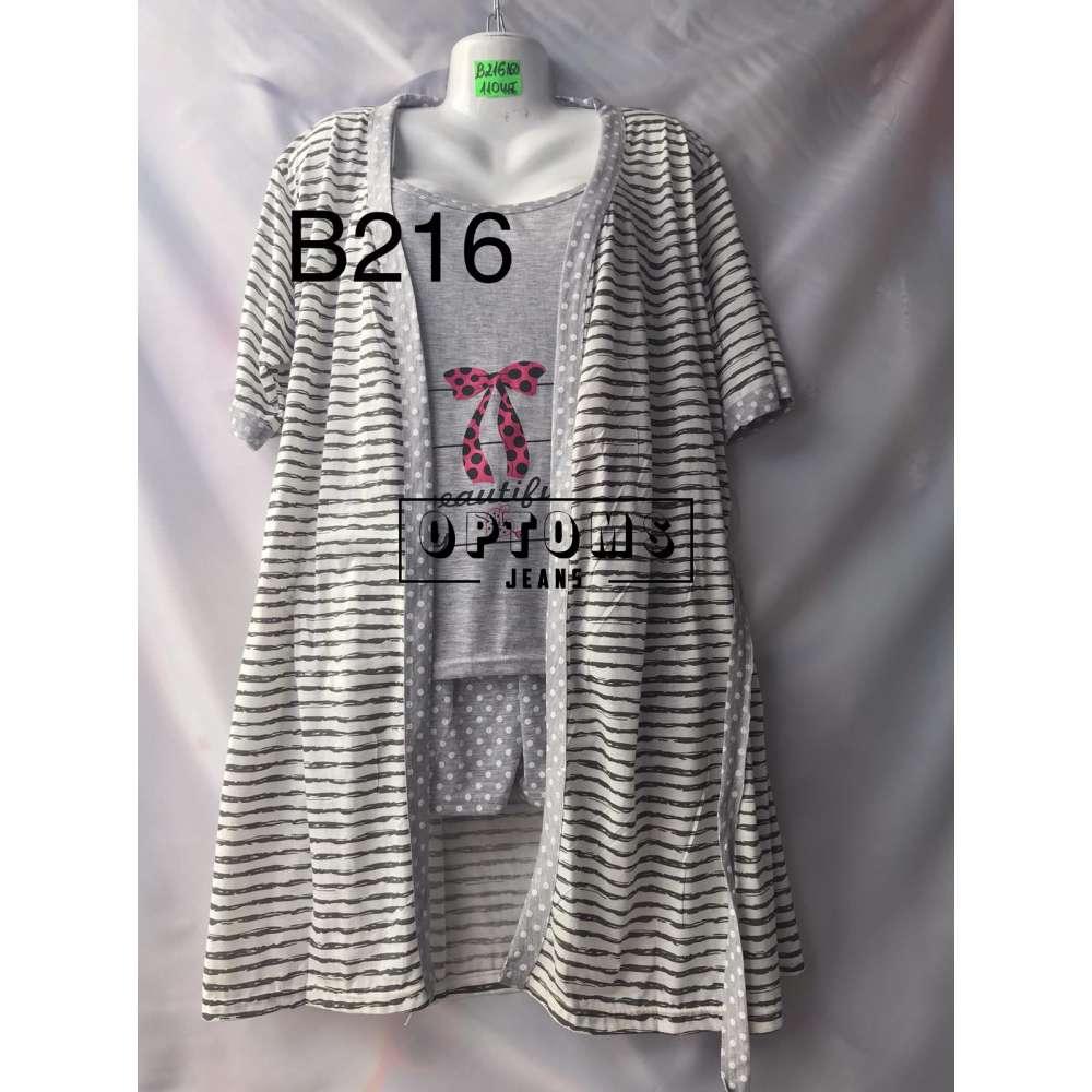 Пижама XL-5XL (b216) фото