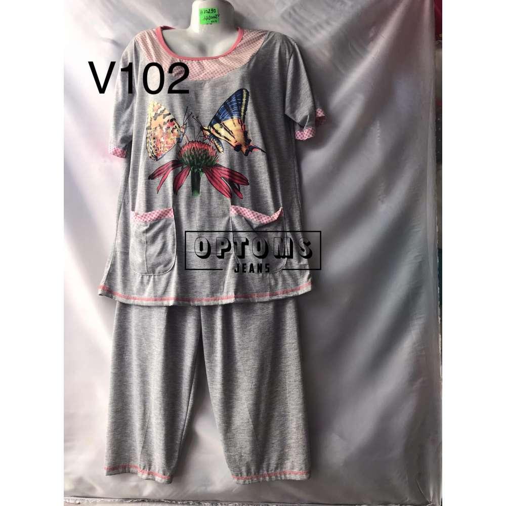 Пижама XL-5XL (V102) фото