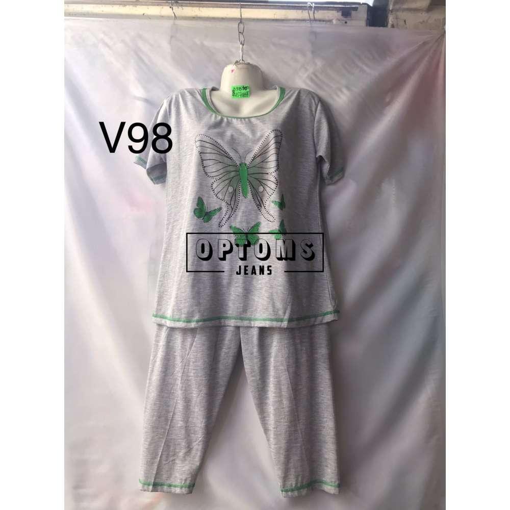 Пижама XL-5XL (V96) фото