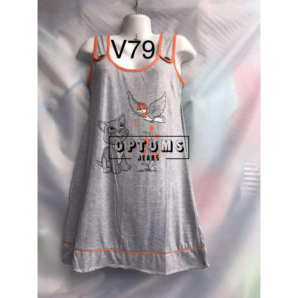Сорочка ночная 42-50 (V79) фото