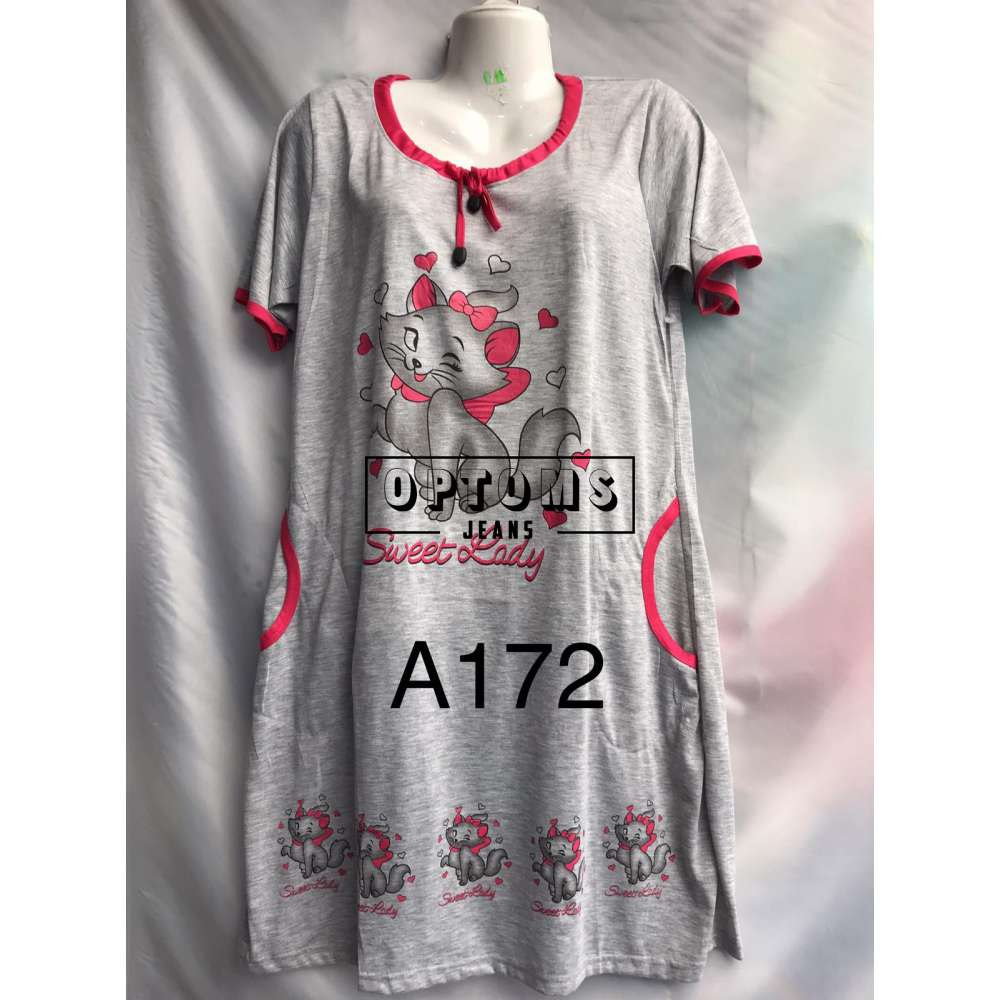 Сорочка ночная 44-52 (A172) фото