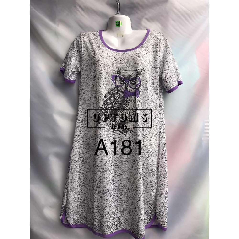 Сорочка ночная 44-52 (A181) фото