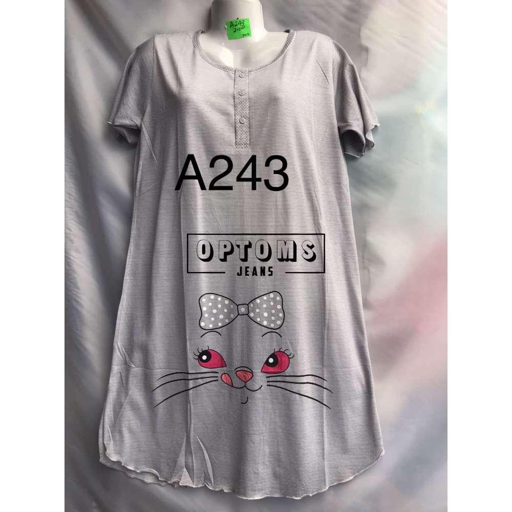 Сорочка ночная 44-52 (A243) фото