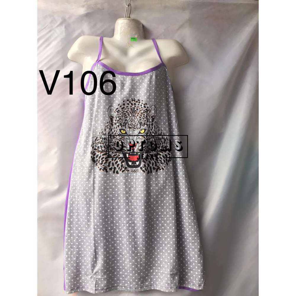 Сорочка ночная 44-52 (V106) фото
