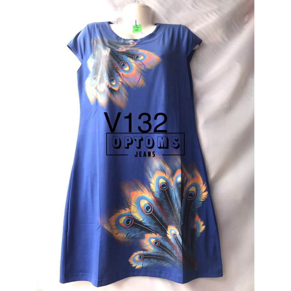 Сорочка ночная 44-52 (V132) фото