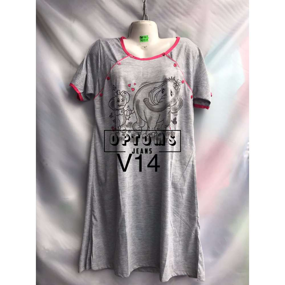 Сорочка ночная 44-52 (V14) фото