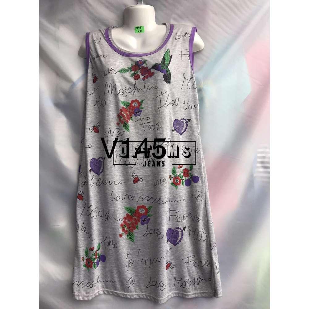 Сорочка ночная 44-52 (V145) фото
