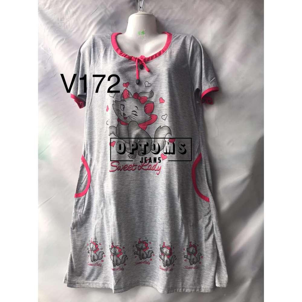 Сорочка ночная 44-52 (V172) фото
