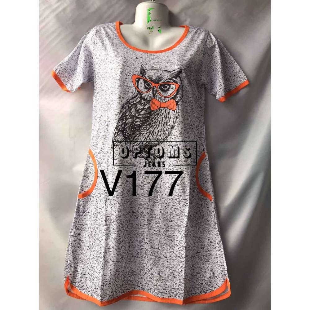Сорочка ночная 44-52 (V177) фото