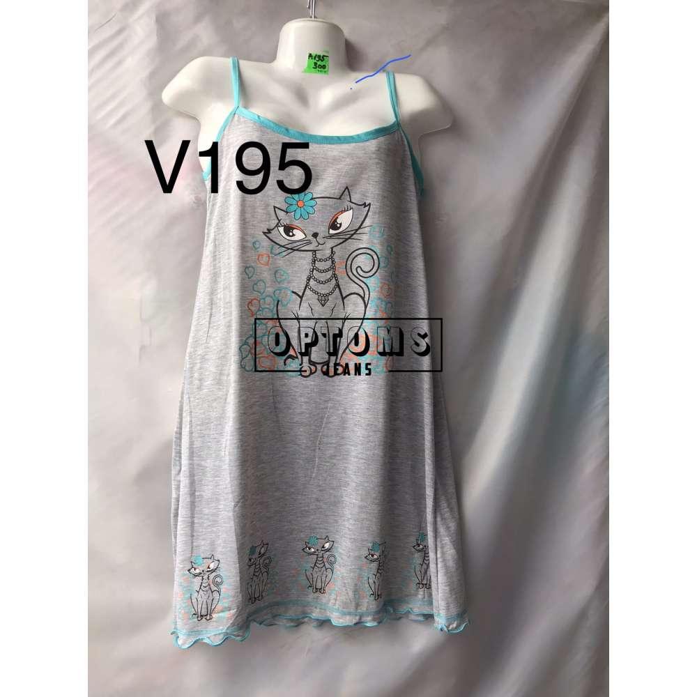 Сорочка ночная 44-52 (V195) фото