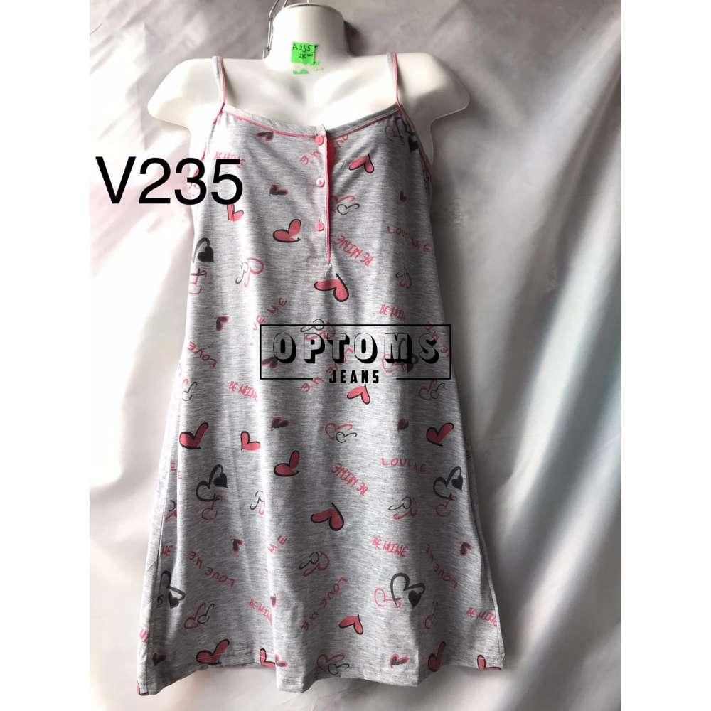 Сорочка ночная 44-52 (V235) фото