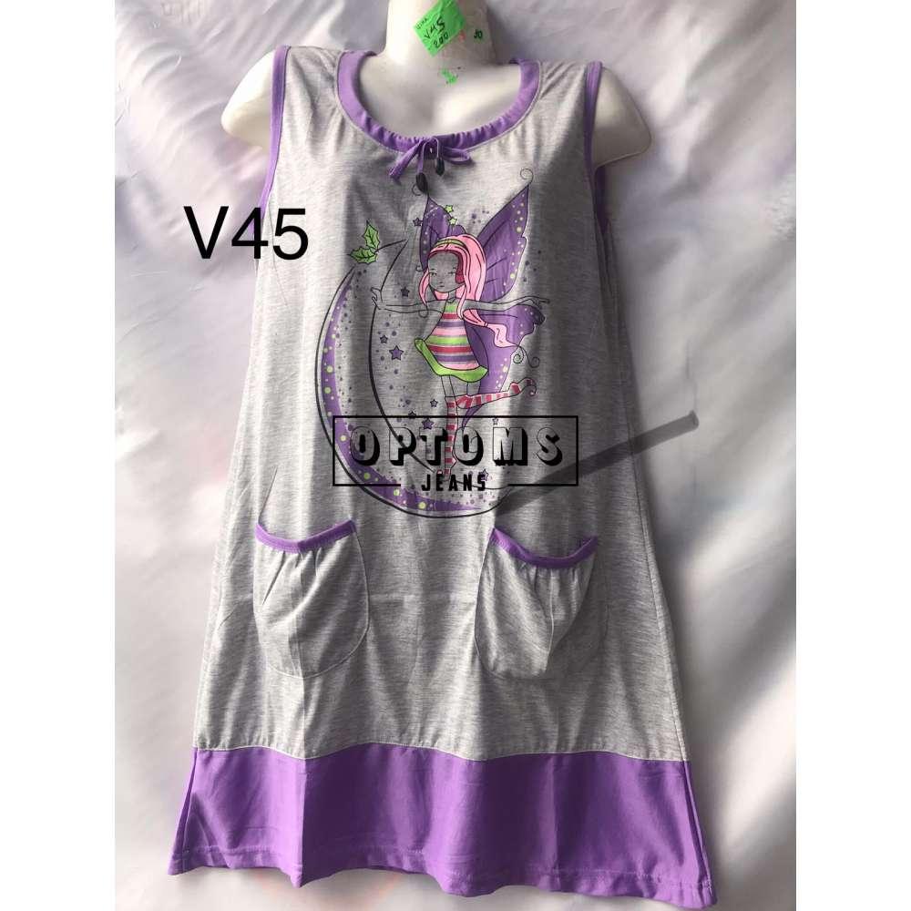 Сорочка ночная 44-52 (V45) фото