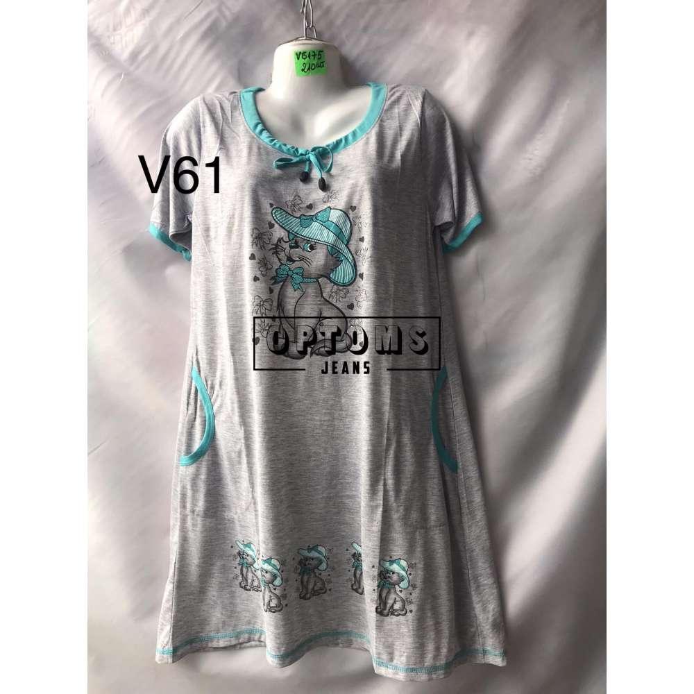 Сорочка ночная 44-52 (V61) фото