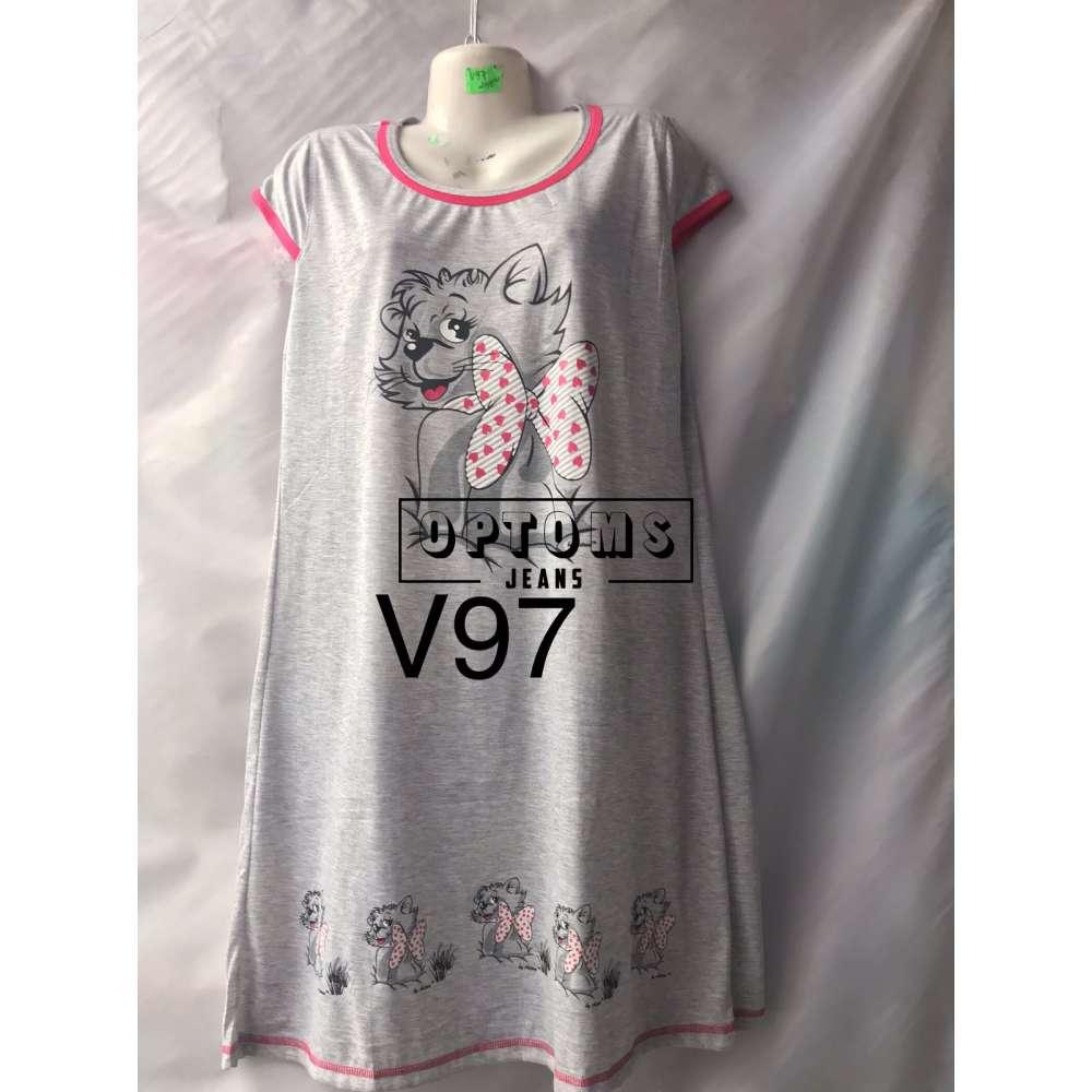 Сорочка ночная 44-52 (V97) фото