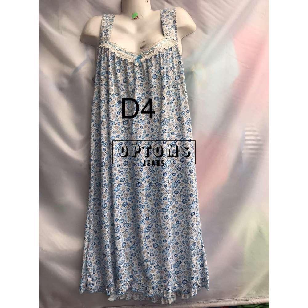 Сорочка ночная 48-56 (D4) фото