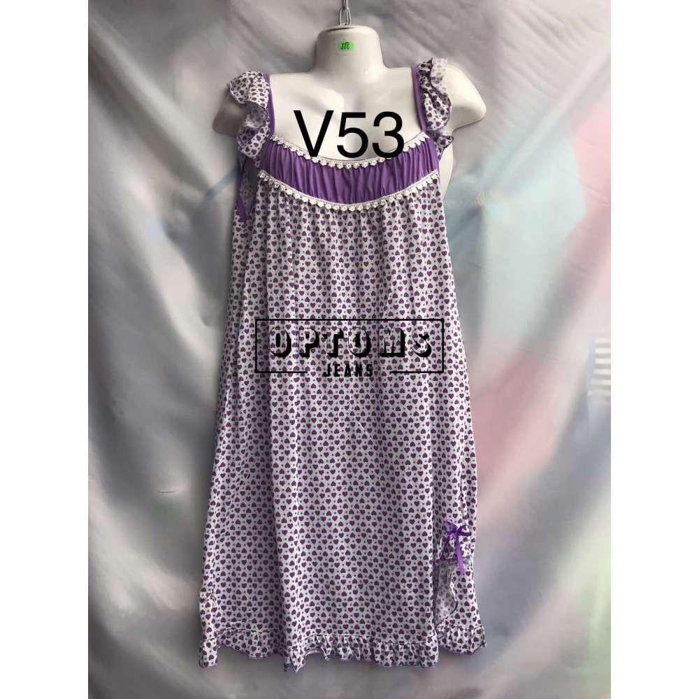 Сорочка ночная 48-56 (V53) фото