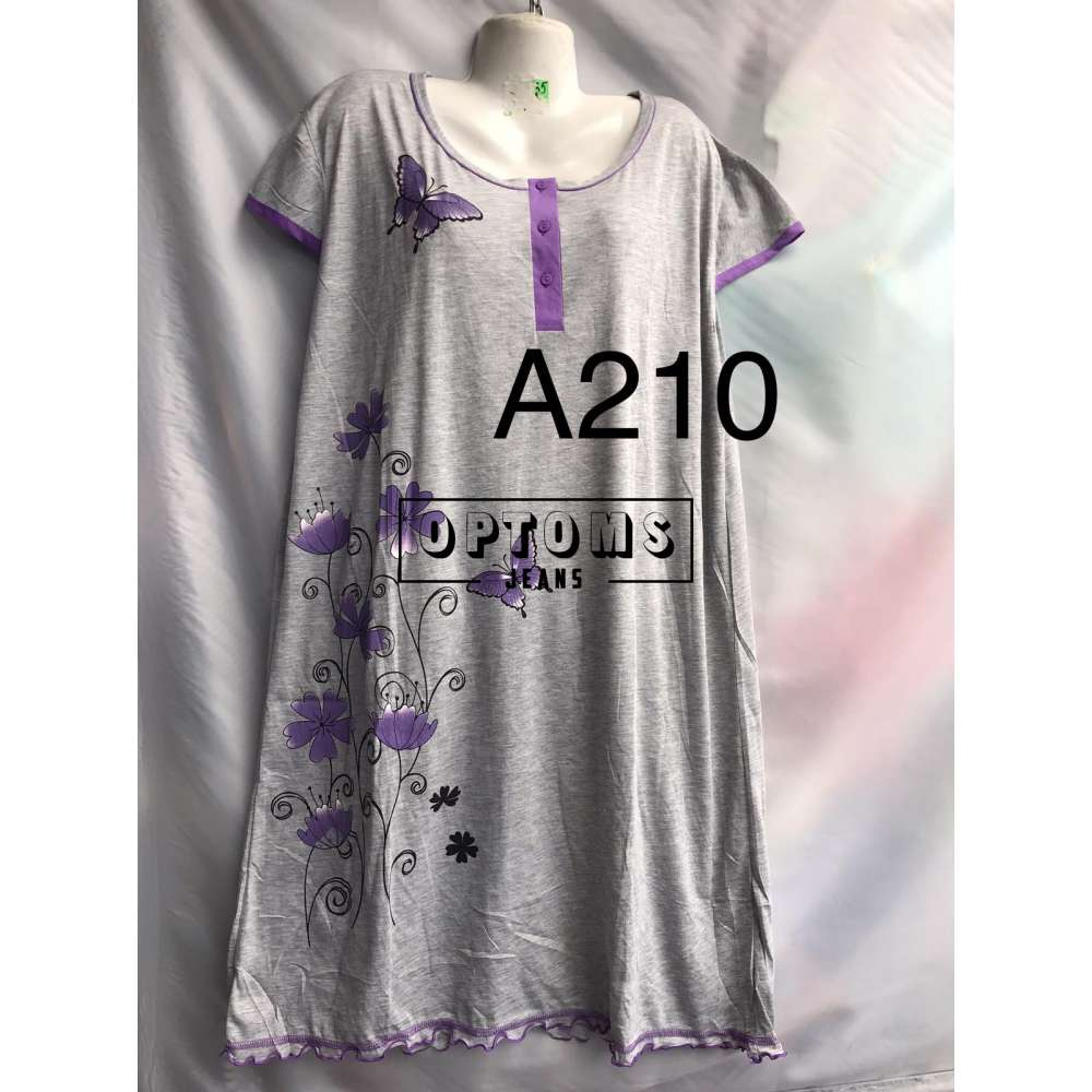 Сорочка ночная батал 56-60 (A210) фото