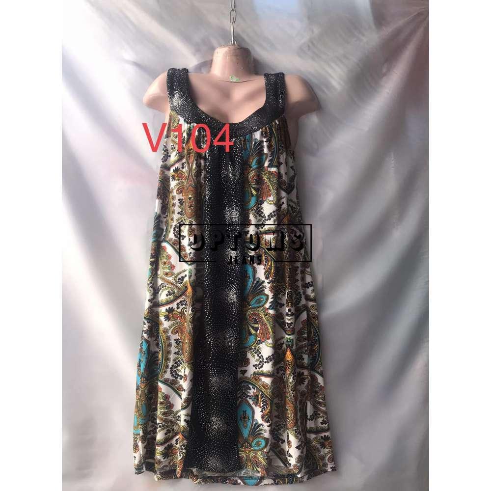 Сорочка ночная батал 56-60 (V104) фото