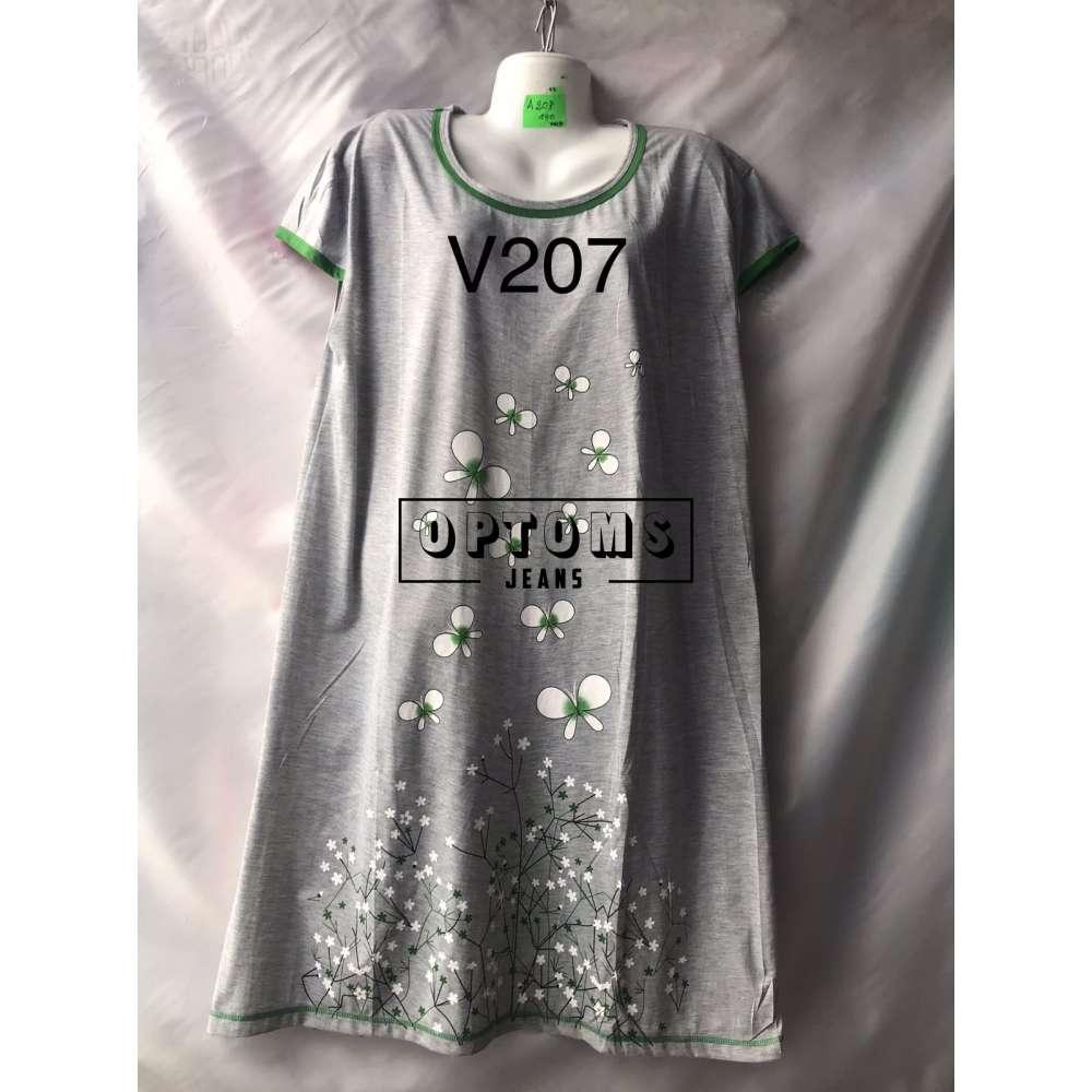 Сорочка ночная батал 56-60 (V207) фото