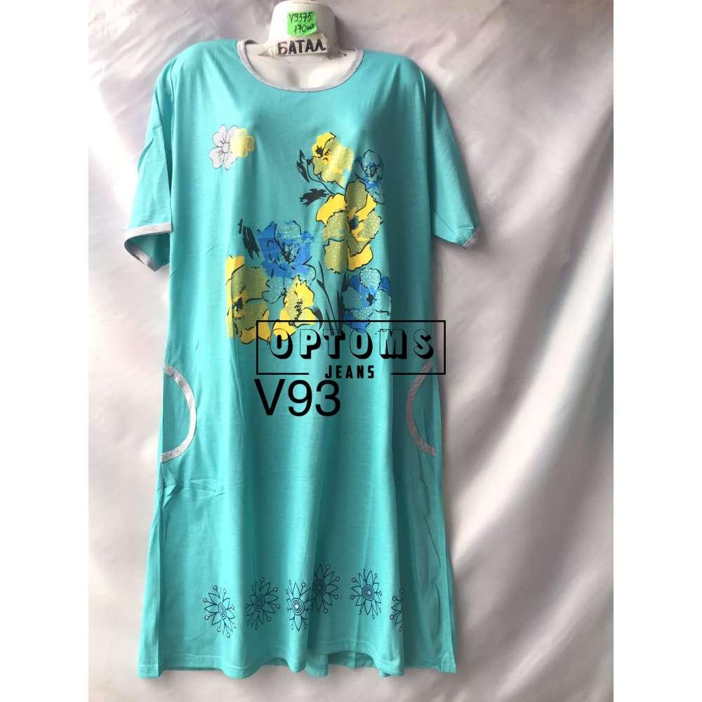Сорочка ночная батал 56-60 (V93) фото