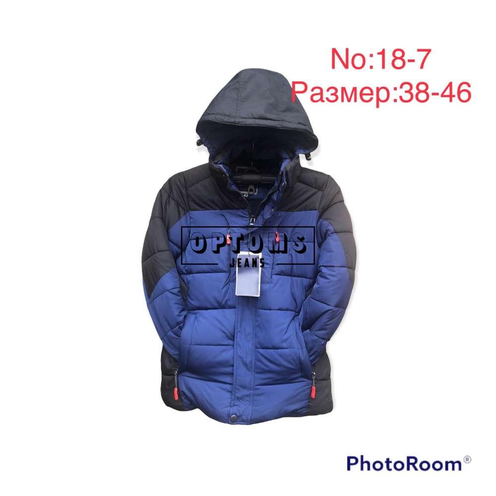 Мужская зимняя куртка 38-46 no18-7a фото