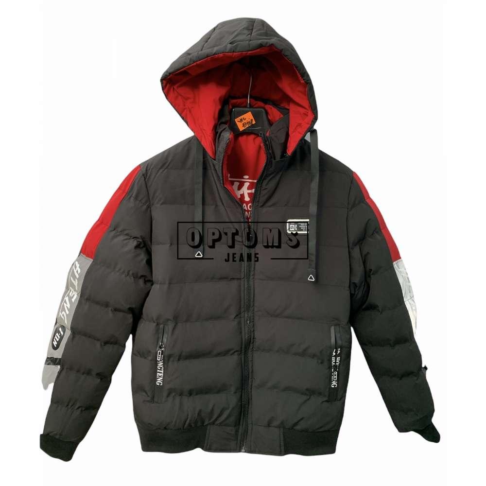 Мужская зимняя куртка 48-54 (9986b) фото
