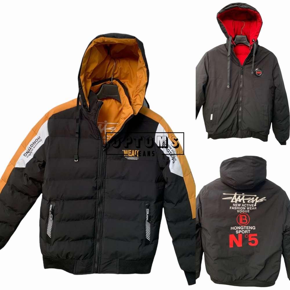 Мужская зимняя куртка 48-54 (9987a) фото