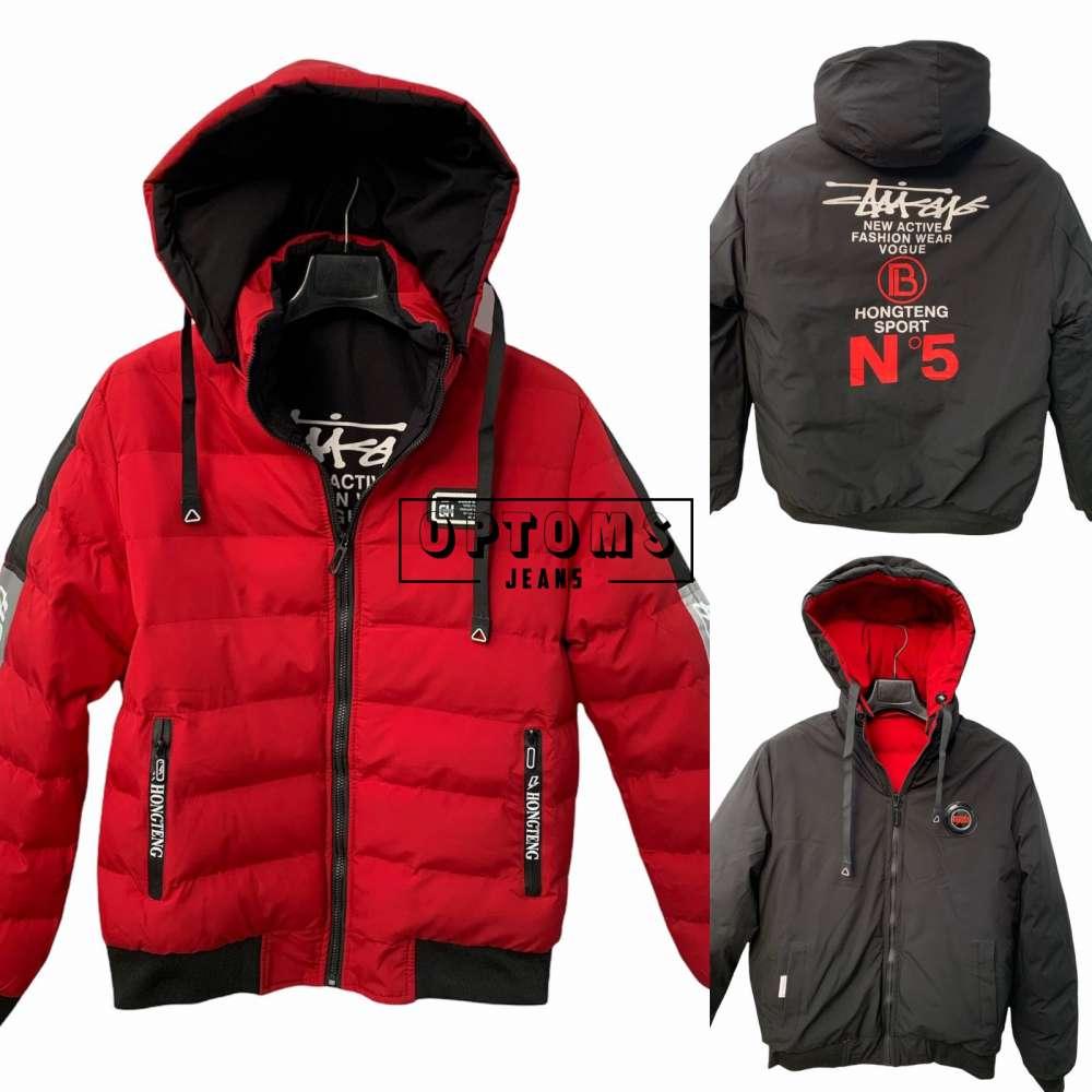 Мужская зимняя куртка 48-54 (9987b) фото