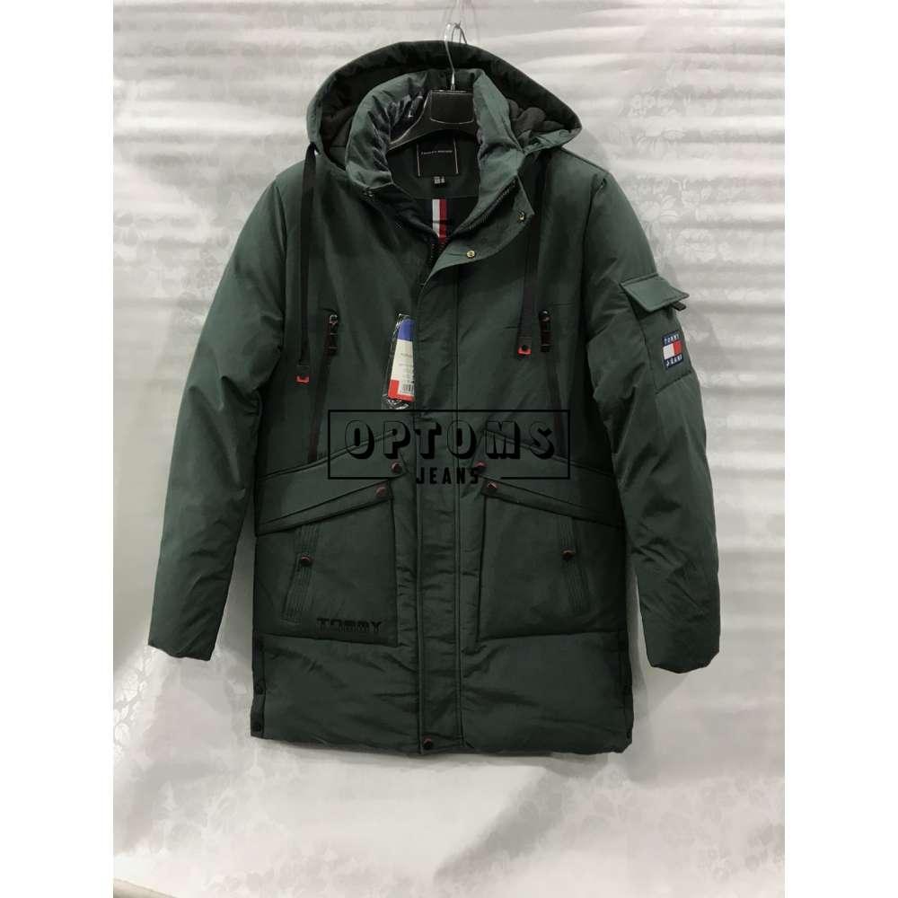 Мужская зимняя куртка 48-56 (1034b) фото