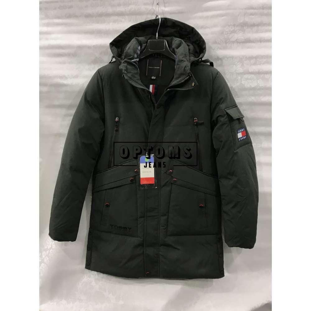 Мужская зимняя куртка 48-56 (1034c) фото